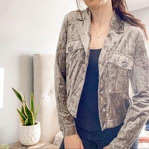 Cabi Velvet Jacket